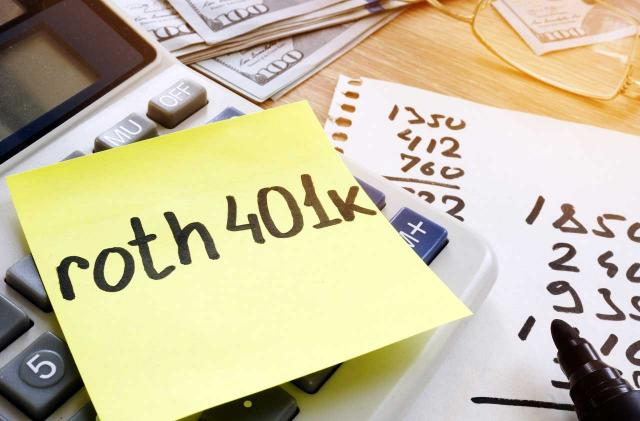 401(k) - Traditional versus Roth